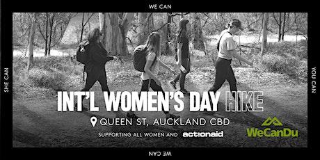 International Women's Day: Adventure Tour // AKL tickets