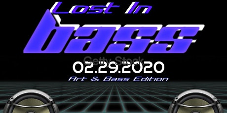 Lost In Bass 'Art & Bass Edition tickets
