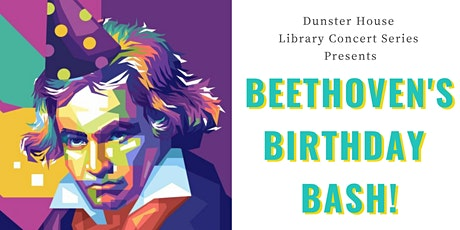 Beethoven's Birthday Bash! tickets