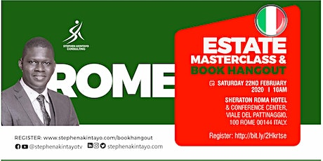 Real Estate Masterclass  - Rome tickets