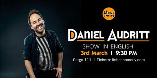 English Comedy - Daniel Audritt