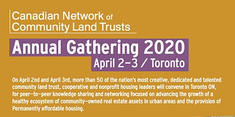 CNCLT Annual Gathering - April 3rd - Full Day Gathering tickets
