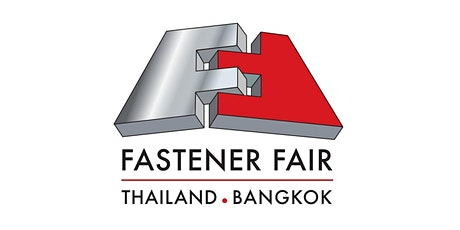 Fasteners Fair Thailand 2021 tickets