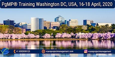 Program Management Training | Washington DC | Richmond | April | 2020 tickets