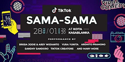 TIKTOK SAMA-SAMA FESTIVAL