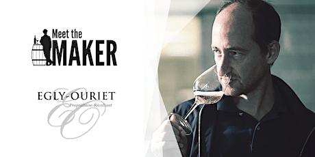 Meet the Maker Masterclass Robert Walters Egly Ouriet 22 April 2020 6.30pm tickets