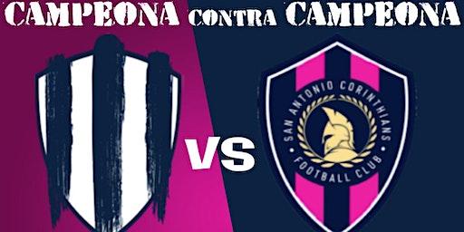 Corinthians FC Femenil vs Rayadas