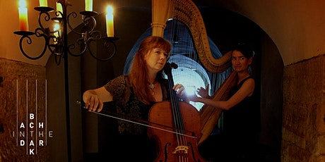 Bach in the Dark at Bundanoon – Cello and Harp – 2020 series tickets
