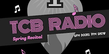 TCB Radio: A Chrome Bar Recital tickets