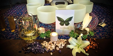 Learn Intuitive Sound Healing with Crystal Singing Bowls tickets