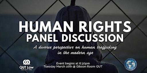 LWOB x QUTLS Human Rights Panel Discussion
