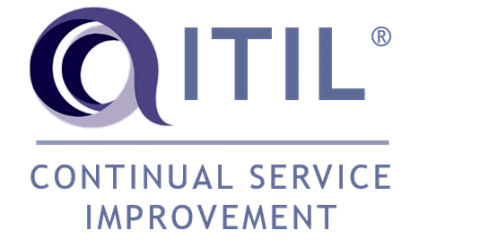 ITIL – Continual Service Improvement (CSI) 3 Days Training in Frankfurt