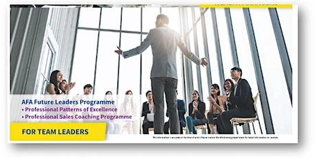 Professional Sales Leadership Programme (PSLP) tickets