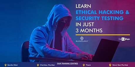Certification in Ethical Hacking & Security Testing tickets