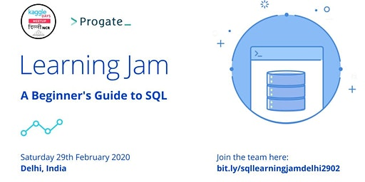 Learning Jam: A Beginner's Guide to SQL