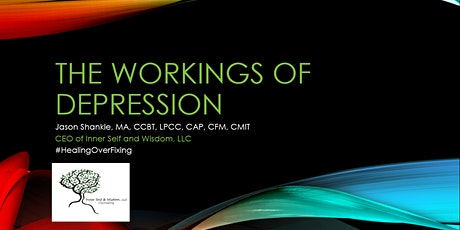 The Workings of Depression Workshop tickets