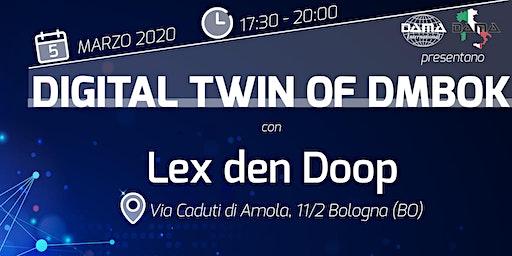 Digital Twin of DMBOK - DAMA Cheers