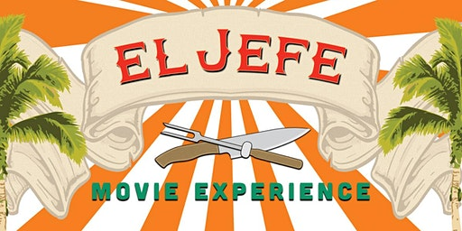 """El Jefe"" 5D Dining Experience! - March 2020"