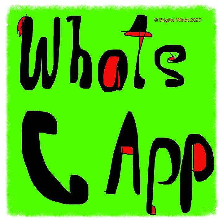Digitale Kommunikation via WhatsApp – ja oder nein?: Bild