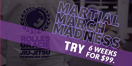 Martial March Madness tickets