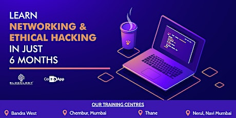 Diploma in Networking & Ethical Hacking tickets