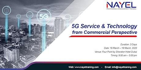 5G Service & Technology 3 Days Training Dubai - UAE tickets