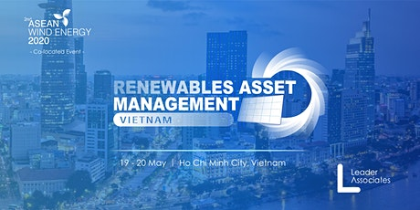 Renewables Asset Management Vietnam 2020 tickets