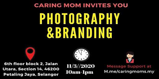 PHOTOGRAPHY & BRANDING WORKSHOP