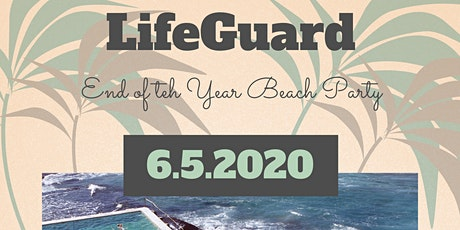 End of Year Beach Party tickets