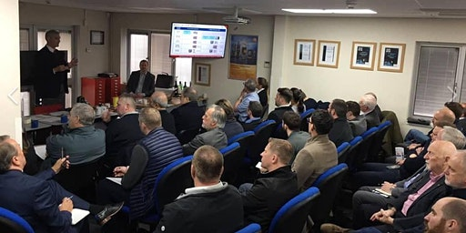 Hampshire Refrigeration Society Breakfast Briefing