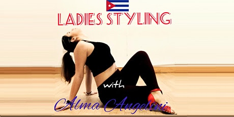 Cuban Salsa Ladies Style Weekly Course tickets