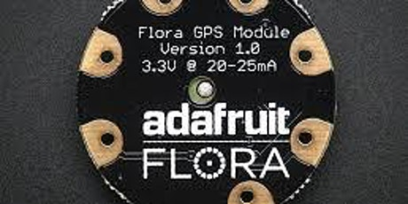 Tutorial wearable electronic platform Flora adafruit - Roma biglietti