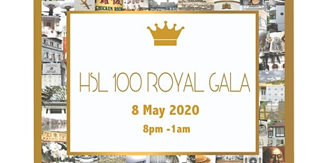 HSL100 Royal Gala tickets