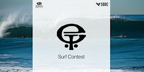 E.T. Surf - SBBC Surf Contest tickets