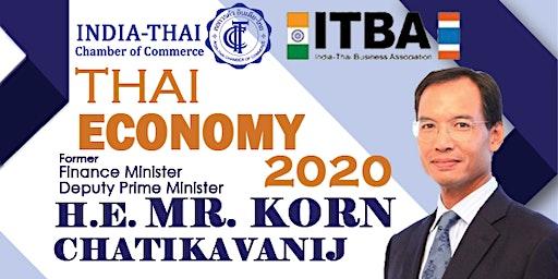 Thai Economy 2020 with ITCC & ITBA