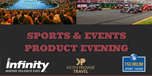 SPORTS & EVENTS PRODUCT EVENING