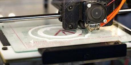 Workshop Stampa 3D tecnologia FDM  e SLA - Zagarolo biglietti
