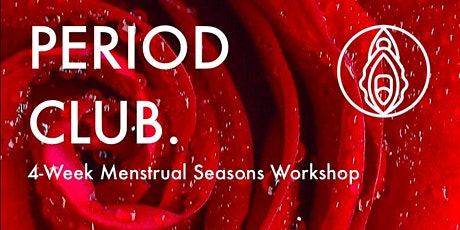 4 Week Menstrual Seasons Workshop tickets