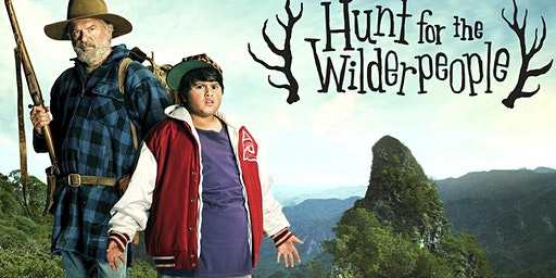 Meekijken naar Hunt for the Wilderpeople