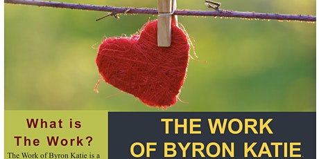 The Work of Byron Katie tickets