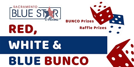 RED, WHITE & BLUE BUNCO tickets