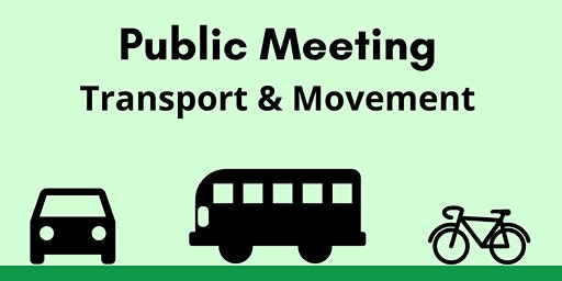Harpenden Town Council Public Meeting: Transport & Movement