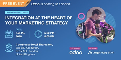How to optimise your Marketing Strategy with Odoo? tickets
