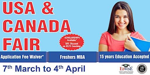 USA & Canada Fair in Chennai