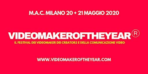 VIDEOMAKEROFTHEYEAR Festival dei videomaker e della comunicazione video