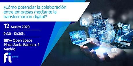 ¿Cómo potenciar la colaboración entre empresas? entradas