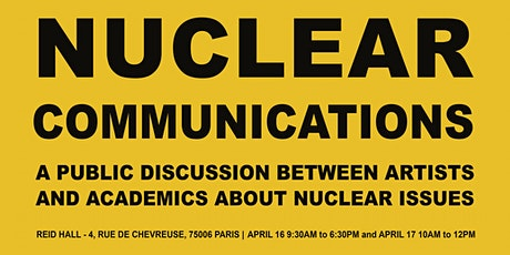 CANCELED Nuclear Communications tickets