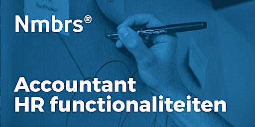 Amsterdam | Nmbrs® Accountant HR voor gevorderden