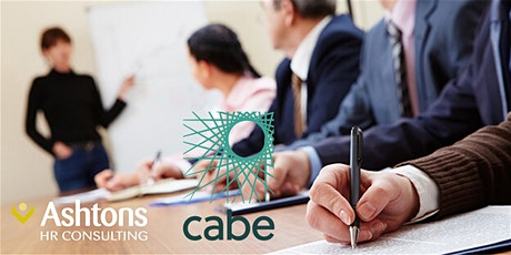 CABE - FREE CPD & BREAKFAST - ASHTONS LEGAL - EMOTIONAL INTELLIGENCE tickets