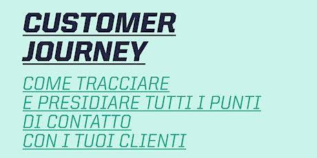 Customer Journey  biglietti